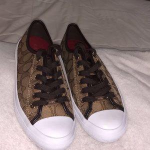 Original coach shoes size 6.5